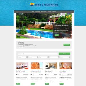 Mar y Viviendas - Inmobiliaria
